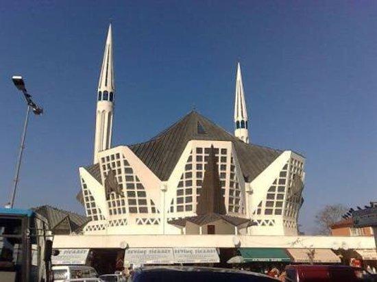 854 Merkez cami Akçakoca