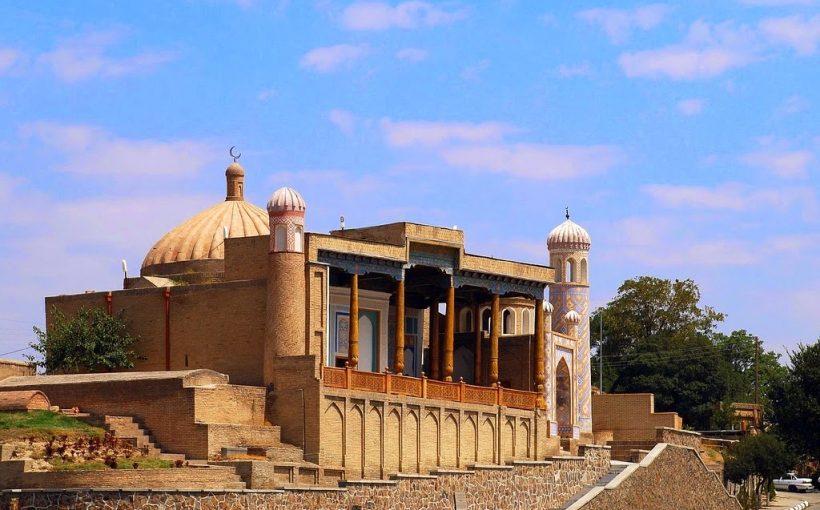 871 Hadhrat Khidir Mosque in Samarkand - Uzbekistan