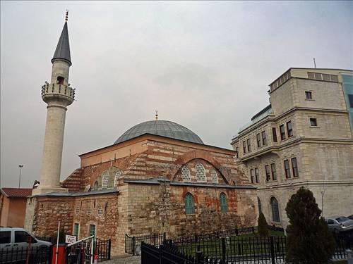 1750 Ahi Çelebi camii