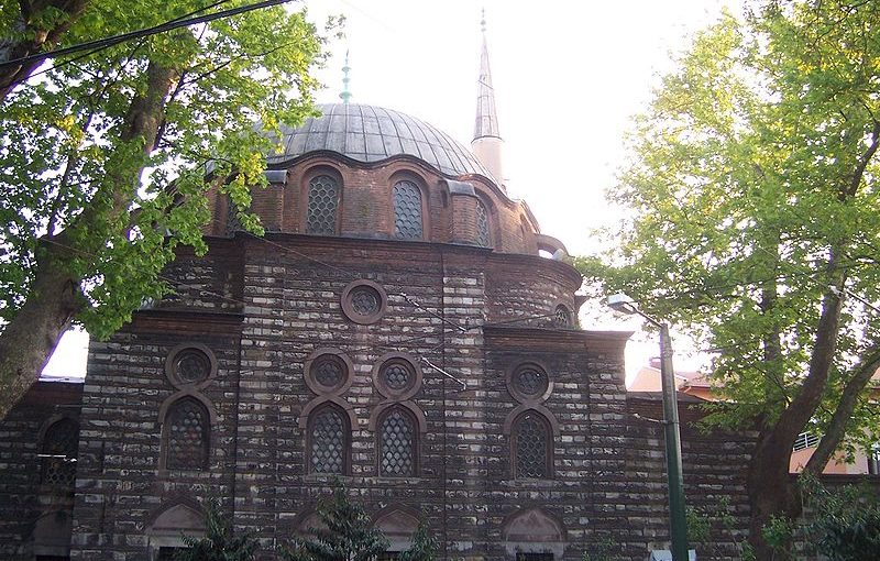 2575 Zeynep sultan camii