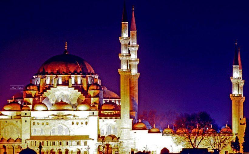 6840 Süleymaniye camii