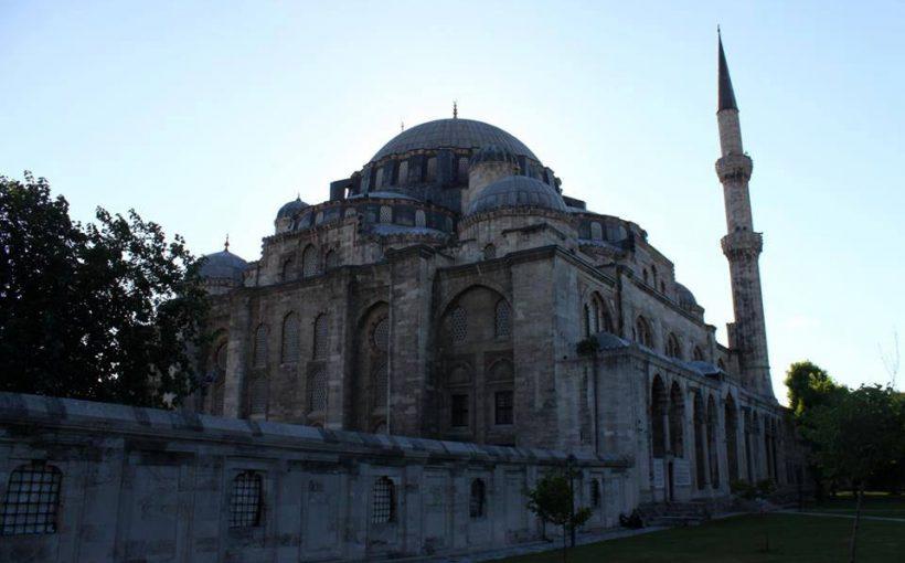 6852 Şehzadebaşı camii