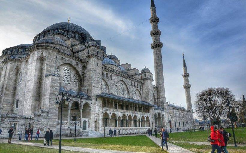 8391 Süleymaniye Cami