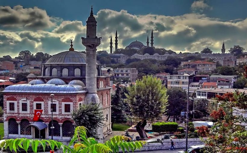 8482 Şebsafe Hatun Cami (Zeyrek cami)