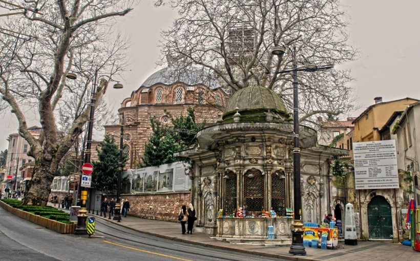 8617 Fatih Zeynep sultan cami