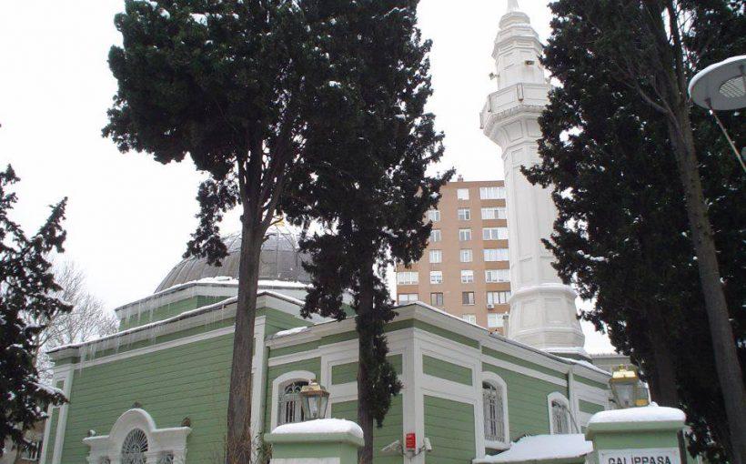 8623 Galip Paşa cami Bağdat caddesi Kadıköy