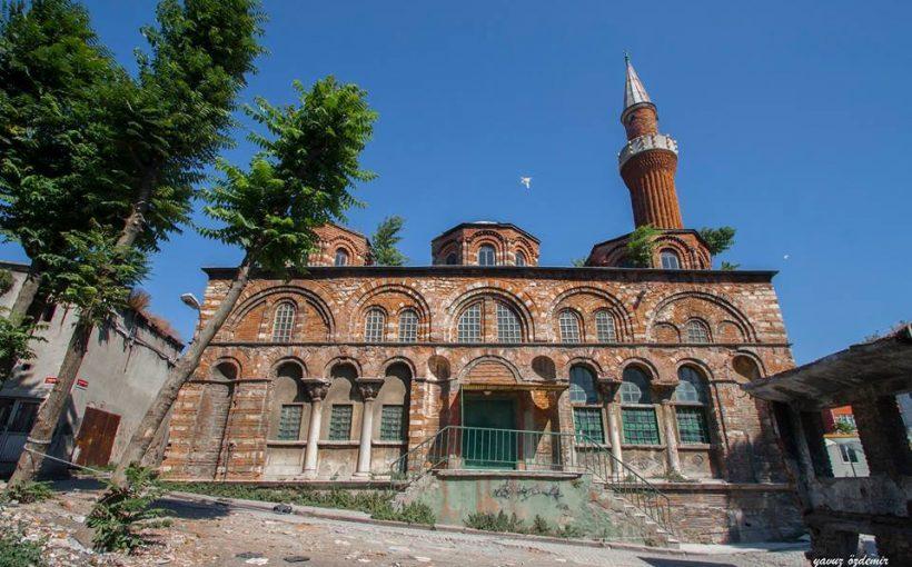 8644 Vefa kilise camii (Molla Gürani Camii)