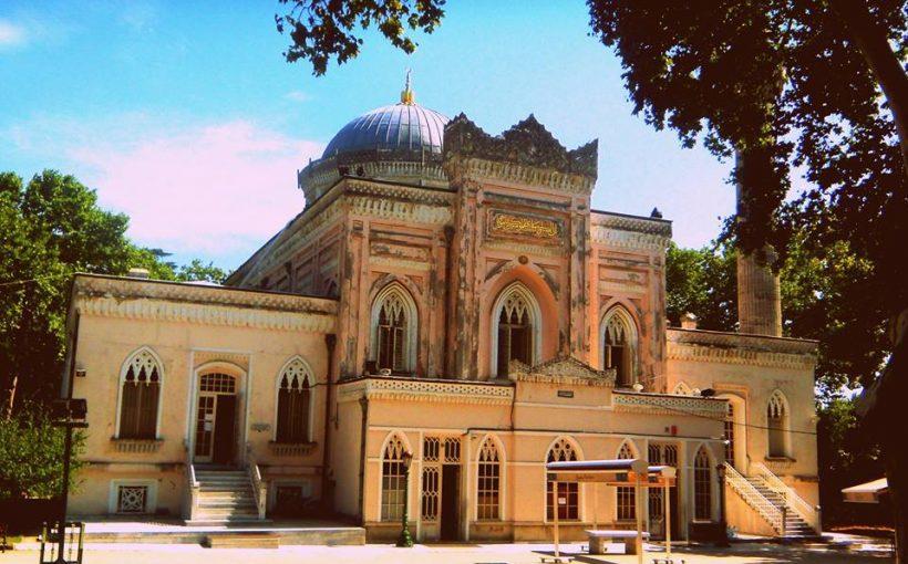 8645 Yıldız Camii