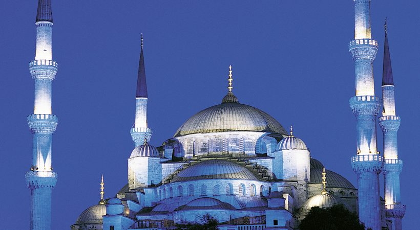The Blue Mosque, Istanbul, Turkey$$ISTSP05REL_DVRF_685145$$17_5_2005